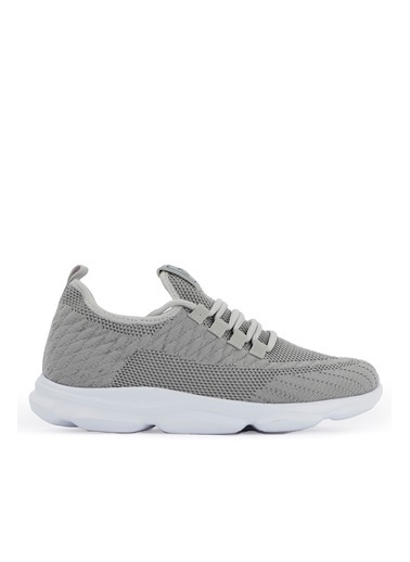 Slazenger Slazenger GREEP Sneaker Erkek Ayakkabı  Gri